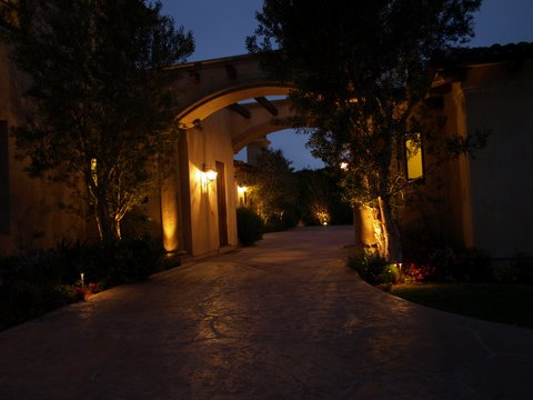 Hidden Hills Outdoor Lighting Modern Outdoor  Lighting