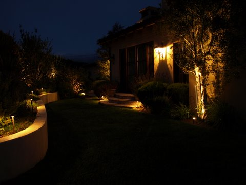 Hidden Hills Outdoor Lighting Landscape Lights